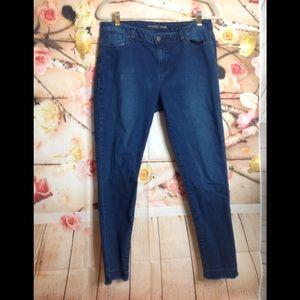 MK Jeans Size 10 skinny